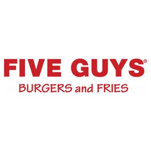 graphic relating to Five Guys Printable Menu identified as 5 Adult men Menu Charges - #HackTheMenu