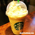 Starbucks Pumpkin Pie Frappuccino
