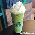 Starbucks Thin Mint Frappuccino