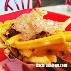 In-N-Out Animal Style Fries