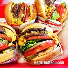 In-N-Out Add Extra Tomatoes