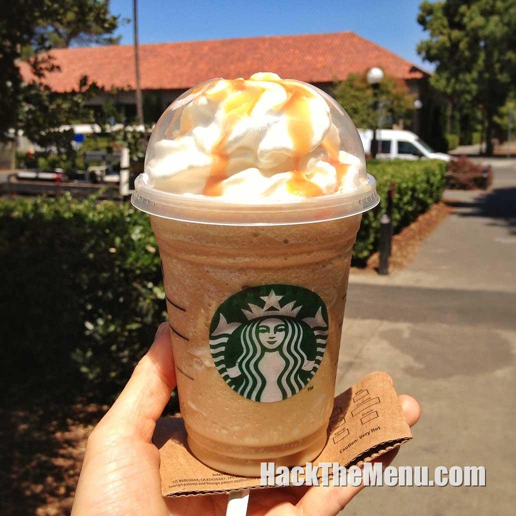 Starbucks Cinnamon Roll Frappuccino