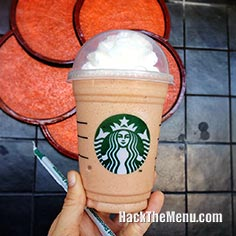 Starbucks Cinnamon Toast Crunch Frappuccino