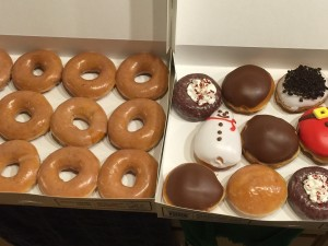 Krispy Kreme – Day of the Dozens (Buy One Get One Free)