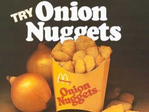 #TBT: 12 Fast Food Items of the Past