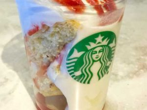 An Honest Review: Starbucks' Strawberry Shortcake Trifle