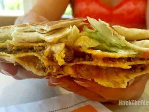 An Honest Review: Taco Bell's Triple Double Crunchwrap