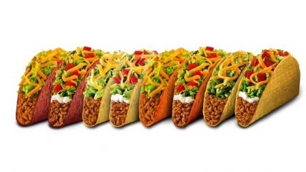 Bank promotions taco giveaway